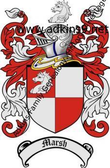 Adkins Family Crest
